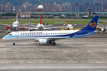 B-16822 - Mandarin Airlines Embraer ERJ-190 (190-100)