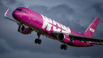 TF-GPA - WOW Air Airbus A321 aircraft