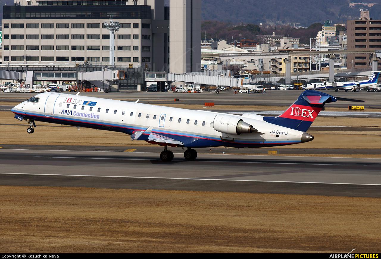 Ibex Airlines - ANA Connection JA06RJ aircraft at Osaka - Itami Intl