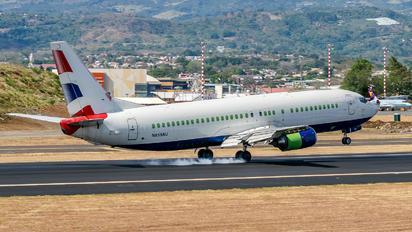 N859AU - Titan Airways Boeing 737-400