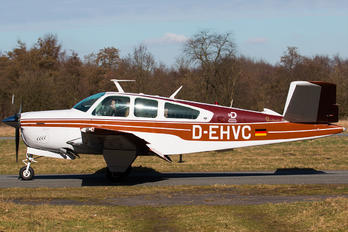D-EHVC - Private Beechcraft 35 Bonanza V series