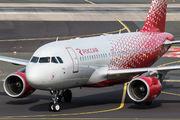 VP-BIV - Rossiya Airbus A319 aircraft