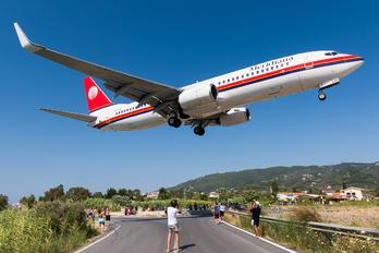 EI-FLM - Meridiana Boeing 737-800