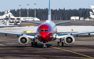EI-FJJ - Norwegian Air Shuttle Boeing 737-800