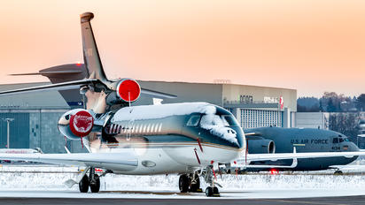 OH-WIX - Jetflite Oy Dassault Falcon 7X