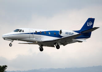 N510UP - Wheels Up Cessna 560XL Citation Excel