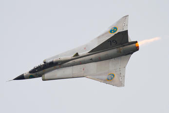 SE-DXP - Swedish Air Force Historic Flight SAAB SK 35C Draken