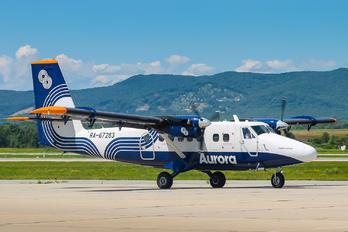 RA-67283 - Aurora de Havilland Canada DHC-6 Twin Otter