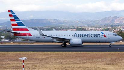 N866NN - American Airlines Boeing 737-800