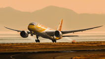 9V-OFD - Scoot Boeing 787-8 Dreamliner aircraft
