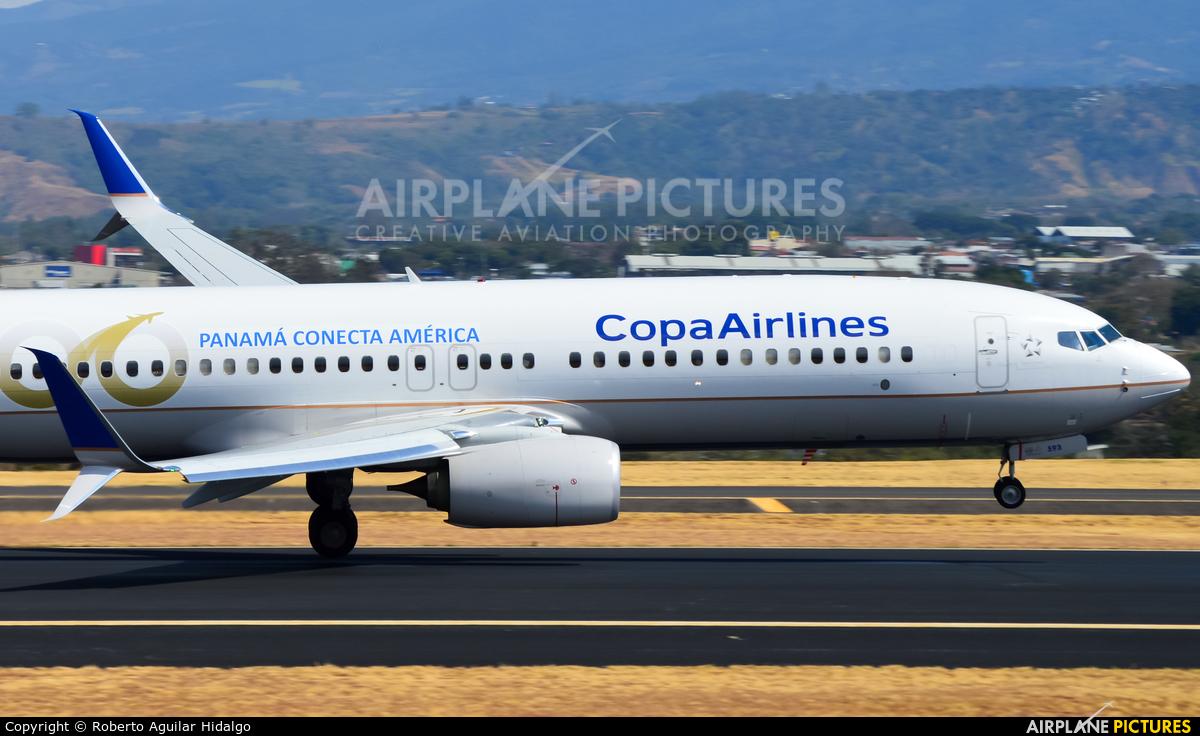 Copa Airlines HP-1852CMP aircraft at San Jose - Juan Santamaría Intl
