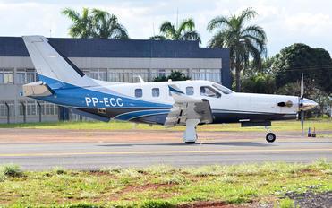 PP-ECC - Private Socata TBM 900