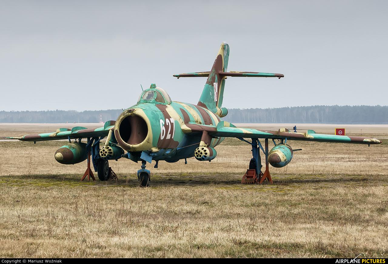 Poland - Air Force 627 aircraft at Babimost