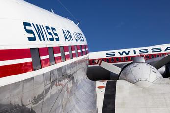 HB-IRN - Swissair Douglas C-47B Skytrain