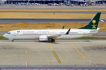 HZ-MF6 - Saudi Arabia - Government Boeing 737-900 BBJ3