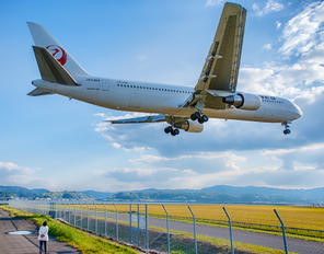 JA8364 - JAL - Japan Airlines Boeing 767-300