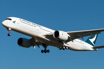 F-WZNO - Cathay Pacific Airbus A350-900