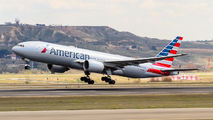 N772AN - American Airlines Boeing 777-200ER aircraft