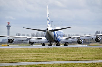 VO-BIA - Air Bridge Cargo Boeing 747-400F, ERF