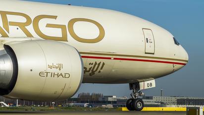 A6-DDB - Etihad Cargo Boeing 777F