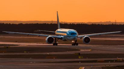 HL8045 - Korean Air Cargo Boeing 777F