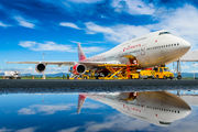 EI-XLE - Rossiya Boeing 747-400 aircraft