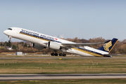 9V-SMJ - Singapore Airlines Airbus A350-900 aircraft