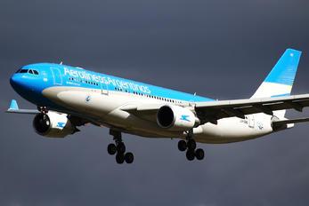 LV-GHQ - Aerolineas Argentinas Airbus A330-200