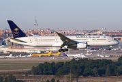 HZ-ARA - Saudi Arabian Airlines Boeing 787-9 Dreamliner aircraft