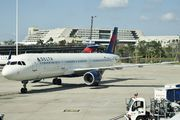 N301DN - Delta Air Lines Airbus A321 aircraft