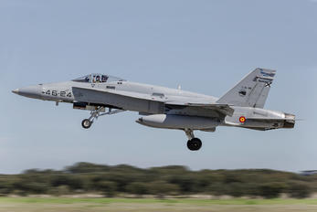 C.15-96 - Spain - Air Force McDonnell Douglas F/A-18A Hornet