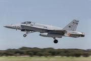 C.15-96 - Spain - Air Force McDonnell Douglas F/A-18A Hornet aircraft