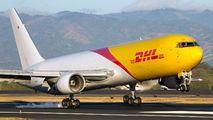 N220CY - DHL Cargo Boeing 767-300F aircraft