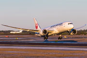 JA843J - JAL - Japan Airlines Boeing 787-8 Dreamliner aircraft