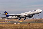D-AIKC - Lufthansa Airbus A330-300 aircraft
