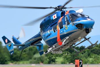 JA6812 - Japan - Police Kawasaki BK117C-1