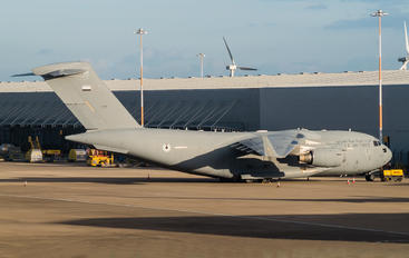 1225 - United Arab Emirates - Air Force Boeing C-17A Globemaster III