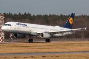 D-AIDG - Lufthansa Airbus A321 aircraft