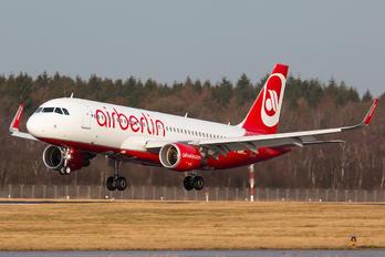 D-ABNO - Air Berlin Airbus A320