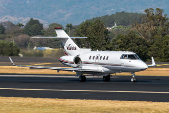 N888QS - Private Hawker Beechcraft 900XP