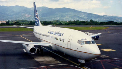 HP-1297CMP - Copa Airlines Boeing 737-200