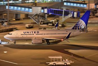 N39726 - United Airlines Boeing 737-700