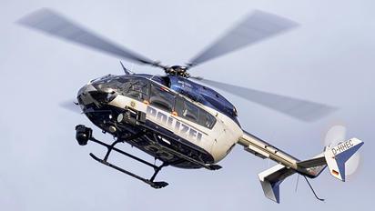 D-HHEC - Germany -  Bundespolizei Eurocopter EC145
