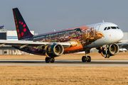 OO-SNF - Brussels Airlines Airbus A320 aircraft