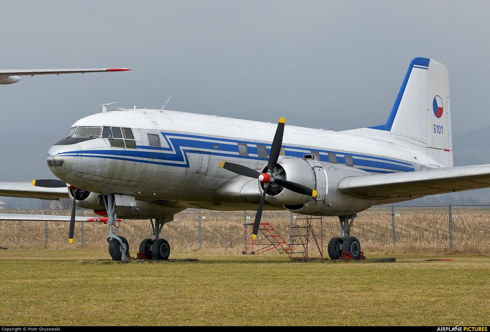Czechoslovak - Air Force 5101 aircraft at Dubnica nad Vahom - Slavnica