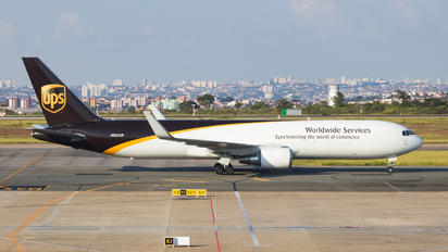 N353UP - UPS - United Parcel Service Boeing 767-300F