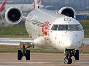 F-HMLJ - Air France - Hop! Canadair CL-600 CRJ-1000