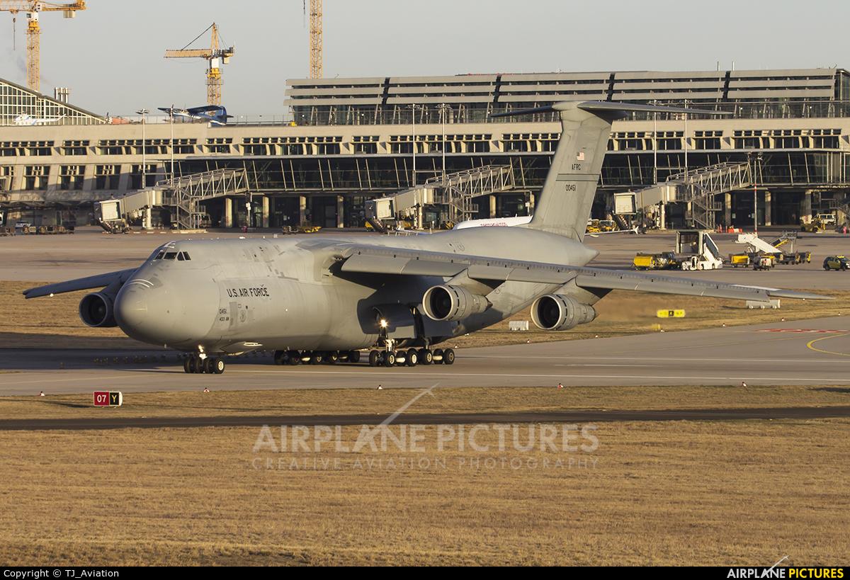 USA - Air Force 70-0451 aircraft at Stuttgart