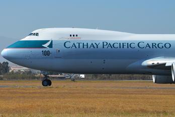 B-LJC - Cathay Pacific Cargo Boeing 747-8F