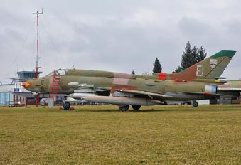 2220 - Slovakia -  Air Force Sukhoi Su-22M-4